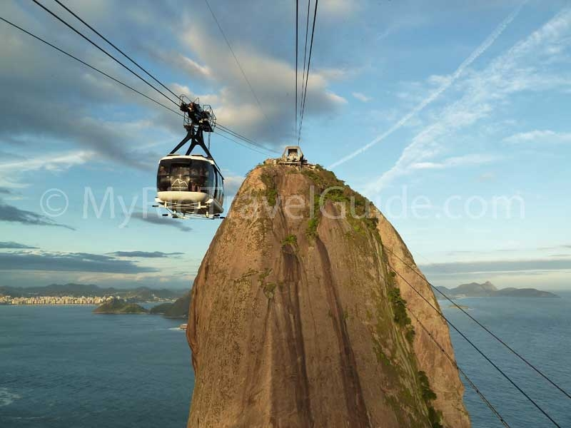 Sugarloaf Mountain Cable Car Accident