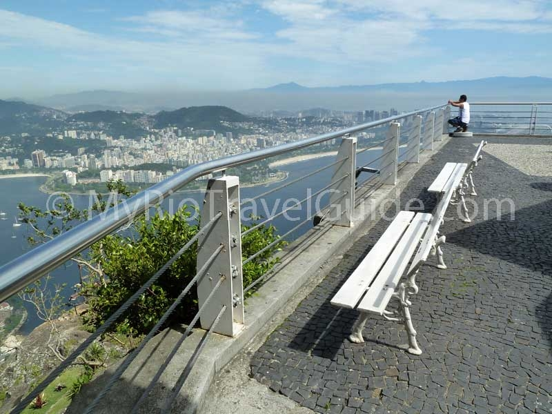 how to get to sugarloaf mountain rio